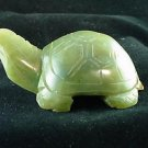 Hand Carved New Jade Turtle 358 carats