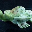 BIG Hand Carved New Jade Turtle