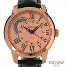 New GIOVINE  Mens Watch Made in Italy ogi0017rgnrnr
