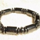 Genuine HEMATITE Magnetite Bracelet