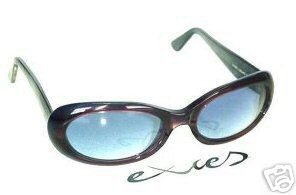 EXCES Demi Cherry Nylon Designer Fashion Sunglasses  NR