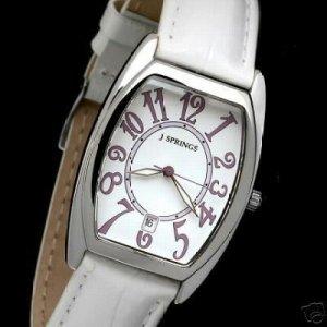 J. Springs by Seiko Instruments Ladies Calendar Watch