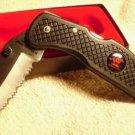"New Winchester® Large Serrated 4""  Lockback"