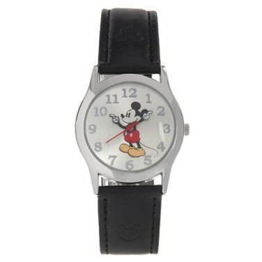 New Disney Mickey Mouse Watch Tutone 41640