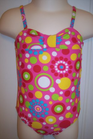 Infant Girls 1 Piece Swimsuit Size 12 Months 12M