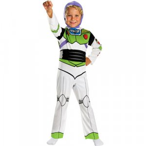 Toy Story Buzz Lightyear Halloween Costume Boys Child Small 4-6 Disney Pixar