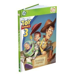 Toy Story 3 LeagFrog Tag Reader Activity Story Learning Book Ages 4-7 Free Ship