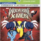 LeapFrog Leapster Wolverine and the X-Men Learning Game Cartridge 5-8 yrs