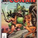 The Savage Sword Of Conan The Barbarian Volume 1, No 118, November 1985 Marvel Comic Magazine