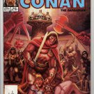 The Savage Sword Of Conan The Barbarian Volume 1, No. 122 March 1986 Marvel Comic Magazine