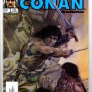 The Savage Sword Of Conan The Barbarian Volume 1, No. 133 February 1987 Marvel Comic Magazine