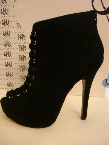 5- Rock & Republic Lace Up Boots