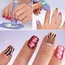 Nail Art Stamping Quick Tool Kit-Blue