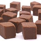 CHOCOLATE STRAWBERRY FUDGE FROM CARIBOUCOLLECTIBLES