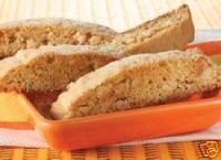 SPICY GINGER ITALIAN BISCOTTI. ALWAYS MADE TO ORDER FROM CARIBOUCOLLECTIBLES