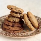 CARIBOUCOLLECTIBLES & EDIBLES OLD FASHIONED OATMEAL COOKIES