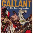 Captain Gallant # 1 VF/NM to NM-