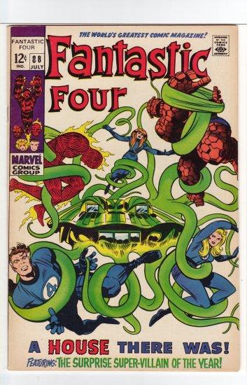 Fantastic Four # 88 VF+ to NM-