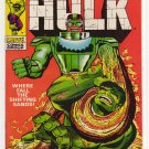 Hulk # 113 VF+ to VF/NM