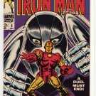 Iron Man # 8 NM- to NM 9.2 to 9.4