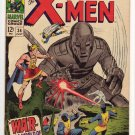 X-Men # 34 FN+ to VF-