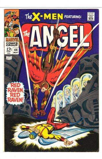 X-Men # 44 VF to VF+