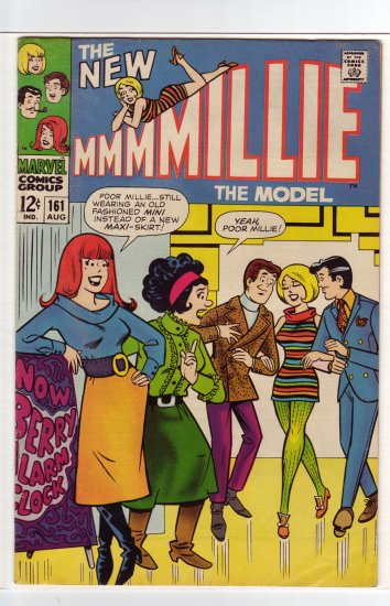 Millie the Model # 161  VF- to VF