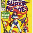 Marvel Super-heroes # 15  FN/VF to VF