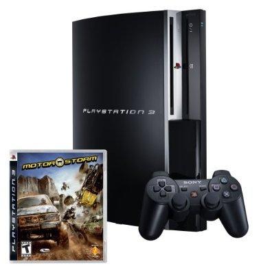 PS3 80GB Motorstorm Pack