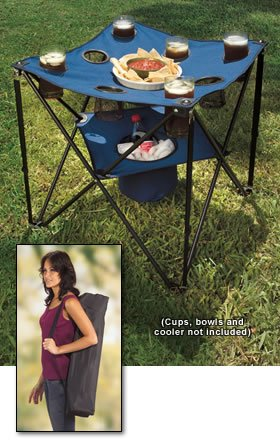 Outdoor Folding Party Table