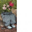Fabric-Mache Planters