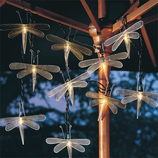 10-Pc. Dragonflies Fantasy Light Sets