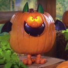 Lighted Pumpkin Decorating Kits -Bats