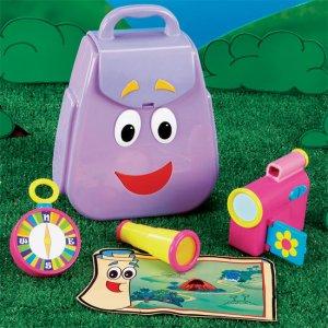 Dora's My Talking Backpack