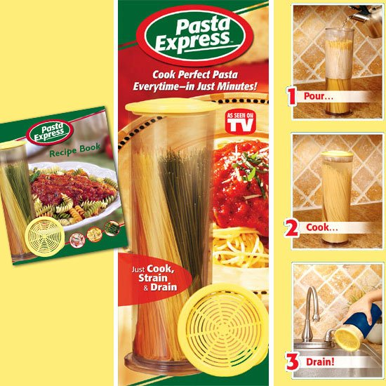 Pasta Express As seen on tv