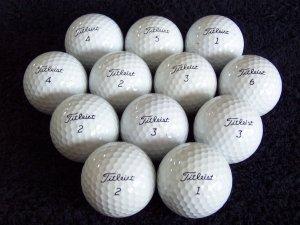36 (3 doz) Titleist Pro V1 Golf Balls AAA+ Condition