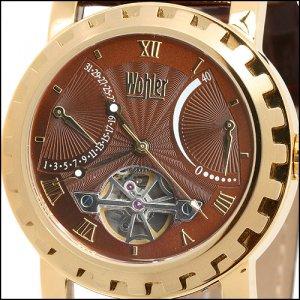 WOHLER MARX MENS 38J AUTOMATIC LUXURY WATCH NEW FREE USA S-H