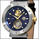 S.U.G. BEDLAM MEN'S 20J AUTOMATIC TT WATCH NEW BLUE SUG