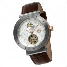 S.U.G. BEDLAM MEN'S 20J AUTOMATIC WATCH NEW WHITE SUG