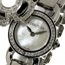CERRUTI 1881 LADIES FIORE SWISS QUARTZ LUXURY WATCH NEW MOP STAINLESS STEEL