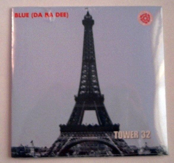 Blue (Da Ba Dee): Tower 32 (CD single) SEALED