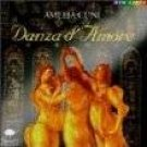 Danza d'Amore Amelia Cuni CD SEALED
