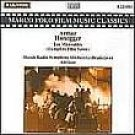Les Miserables Arthur Honegger CD SEALED