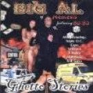 Ghetto Stories: Big Al CD SEALED [PA]