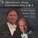 Piano Concerto 2 & 4 Ludwig van Beethoven CD SEALED