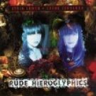 Rude Hieroglyphics Lydia Lunch CD SEALED