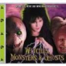 Witches Monsters and Ghosts CD SEALED
