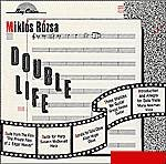 Double Life Miklos Rozsa CD