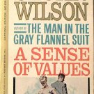 A Sense Of Values Sloan Wilson 1962 Paperback