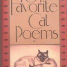 101 Favorite Cat Poems Various Authors 1991 HC/DJ